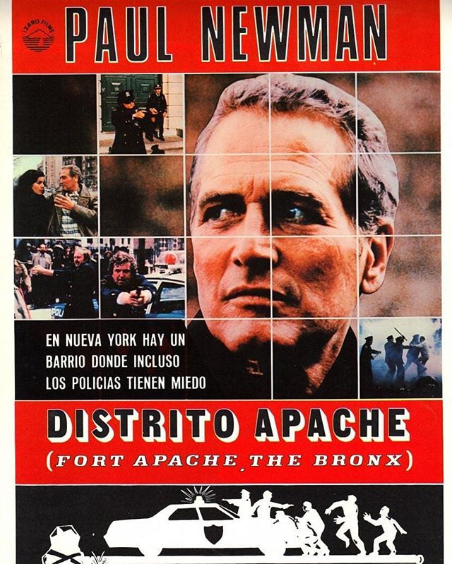 Distrito apache: El Bronx (1981, Daniel Petrie)