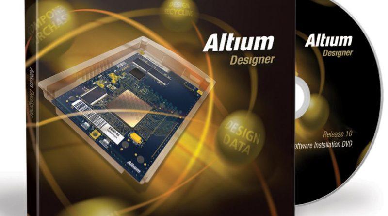 Cửa hàng linh kiện điện tử Vietnic giới thiệu phần mềm Altium