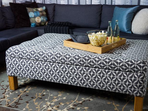 Furnitur minimalis memilik bentuk dan fungsi yang maksimal sehingga lebih efisien - source: hgtv.com