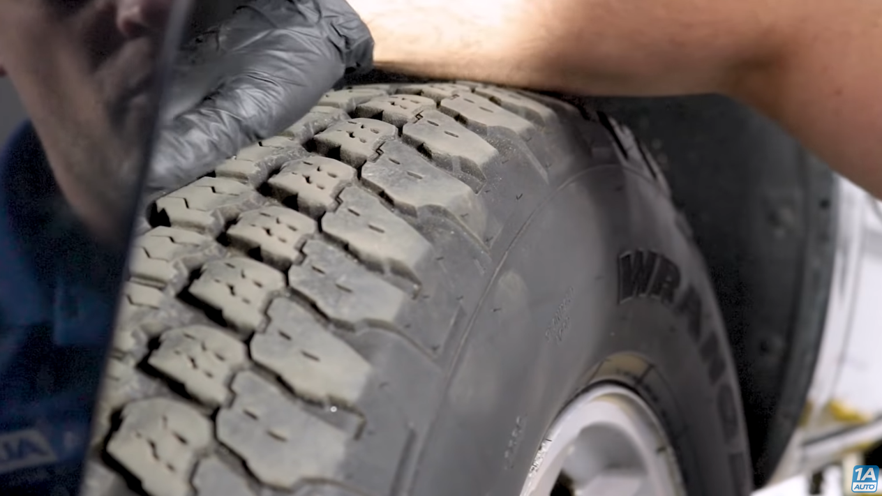 Uneven tread wear could your car to pull to the right or left