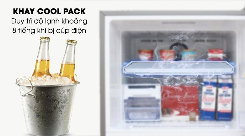 Cool pack - Tủ lạnh Samsung Inverter 443 lít RT43K6331SL/SV