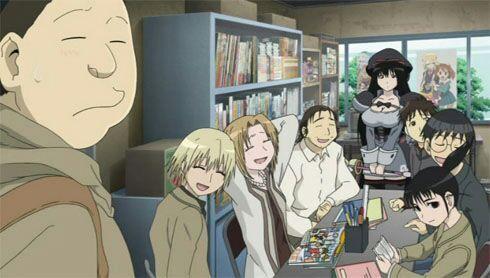 5 Animes com personagens otaku!