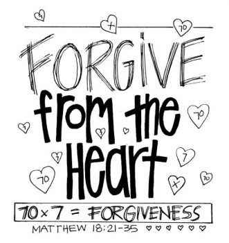 Forgive from the Heart