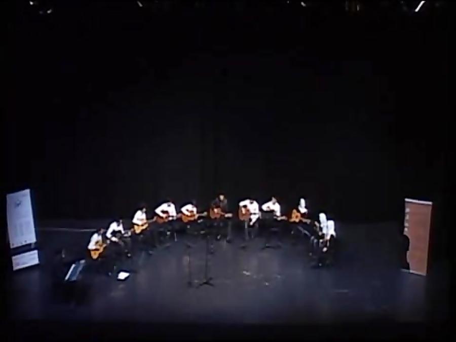 فیلم کنسرت شماره ۲۳ آموزشگاه موسیقی فریدونی ۲۸ دی ۱۳۹۱برج آزادی