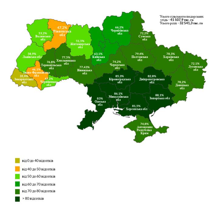 """""""Знищено"""" вже понад 1 млн гектарів українських ґрунтів: які регіони постраждали найбільше , фото-2"""