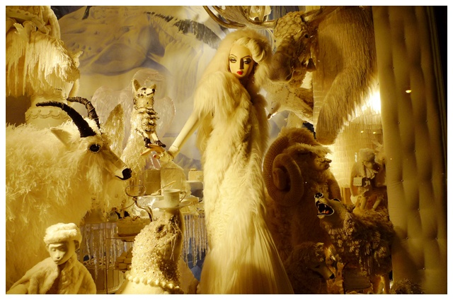 直擊紐約第五大道 聖誕Holiday櫥窗秀 (奢華篇)