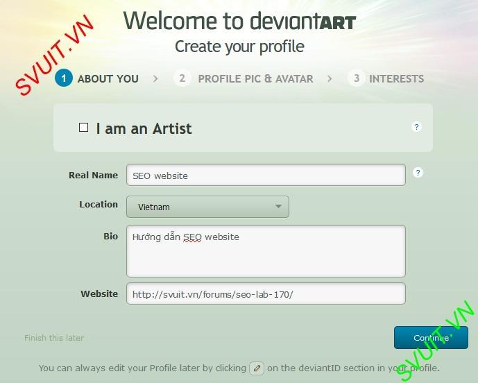 Seo web backlink DeviantArt(9)