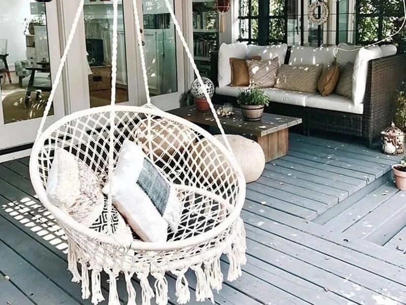 Hammock Swing Chair Nordic Style