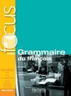 Grammaire du français : A1-B1