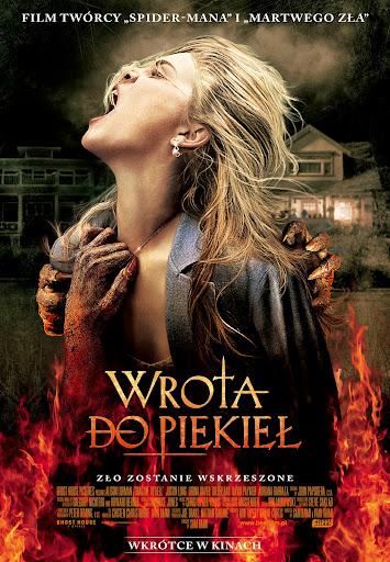 Polski plakat filmu 'Wrota Do Piekieł'