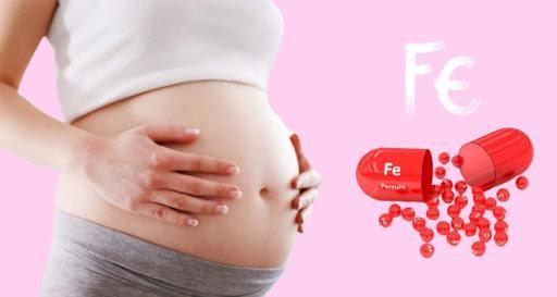 Chuyên gia hướng dẫn bổ sung sắt trong thai kỳ bằng thuốc sắt cho bà bầu |  PreIQ