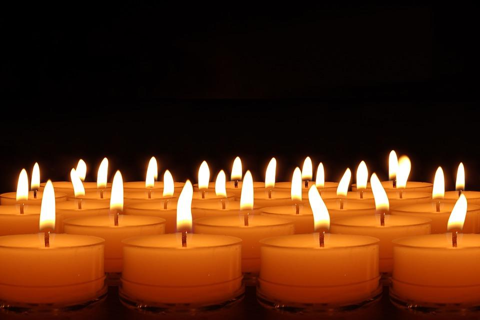 Candles, Christmas, Festival, Candlelight, Light, Wax