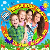 100 Songs Kids Really Love to Sing Along To