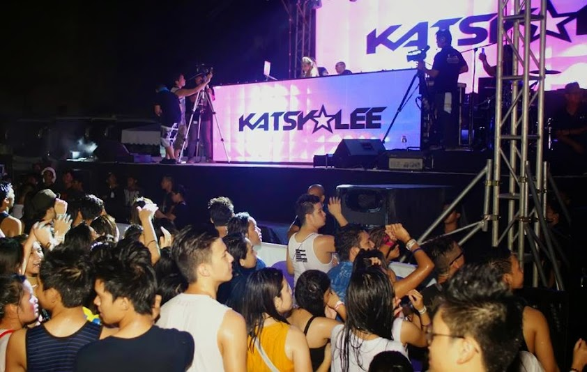 unleashed 2 wet wild party megatent manila