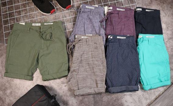 Xưởng bỏ sỉ quần áo nam uy tín