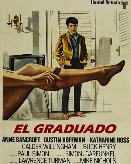 El graduado (1967, Mike Nichols)