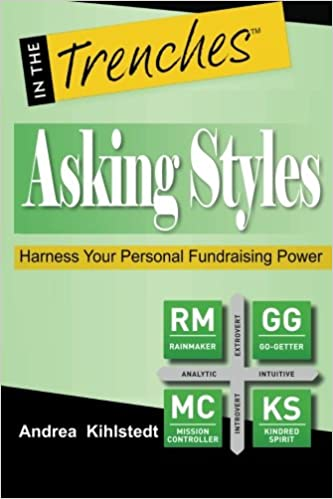 Nonprofit Book: Asking Styles