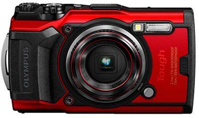 Rugged Cameras Olympus TG-6