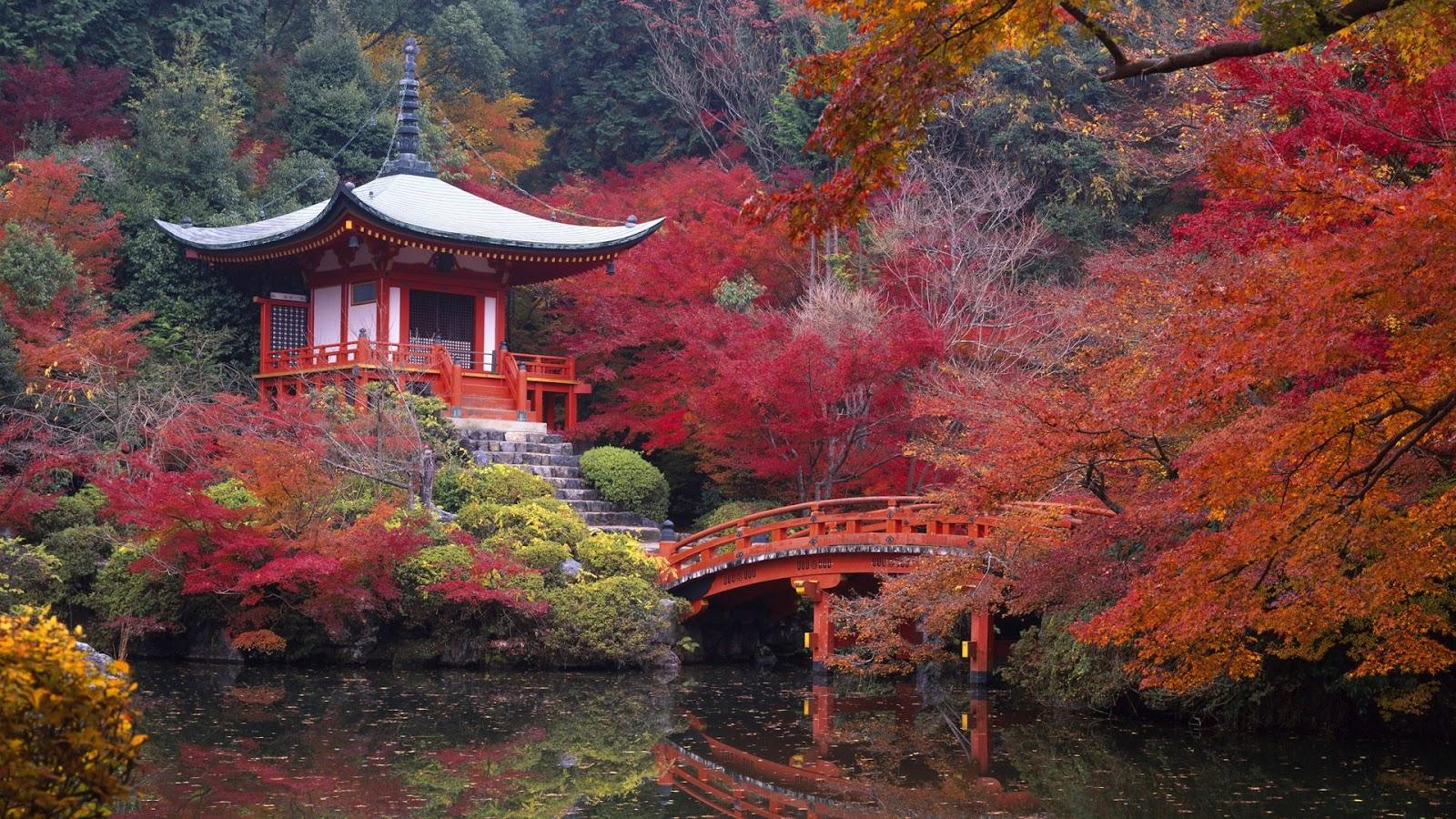 достопримечательности Японии фото