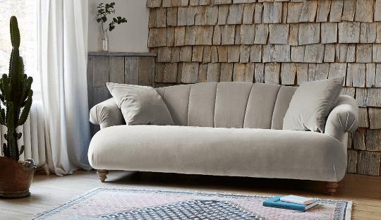 Ý tưởng phong cách ghế sofa màu xám