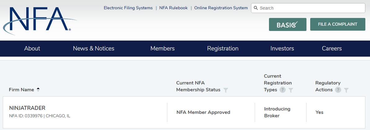 Обзор и отзывы о NinjaTrader: торговые условия CFD-брокера