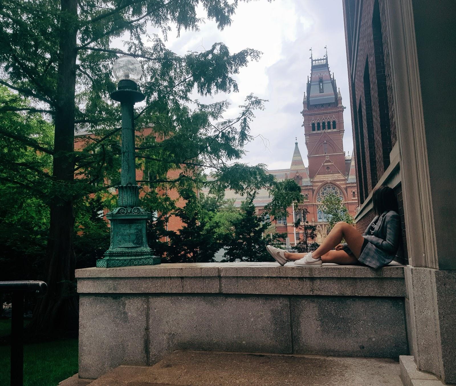 אוניברסיטת הרווארד בוסטון קמברידג' מסצוסטס למה כדאי ללכת