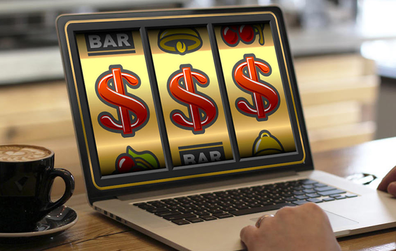Wager in online slots
