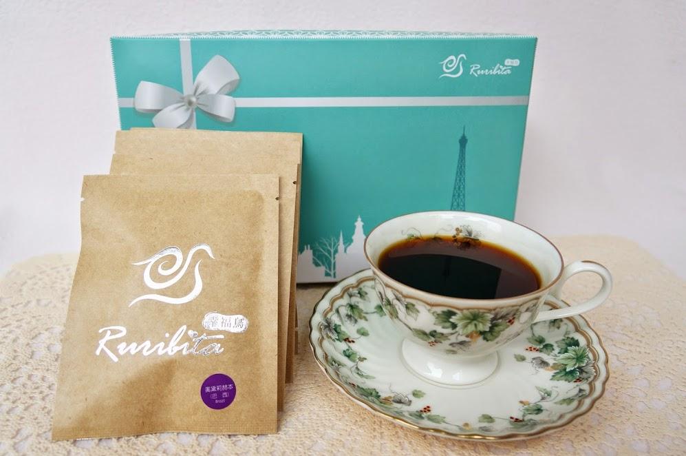 網購美食-100%阿拉比卡豆濾泡式掛耳咖啡【幸福鳥咖啡】