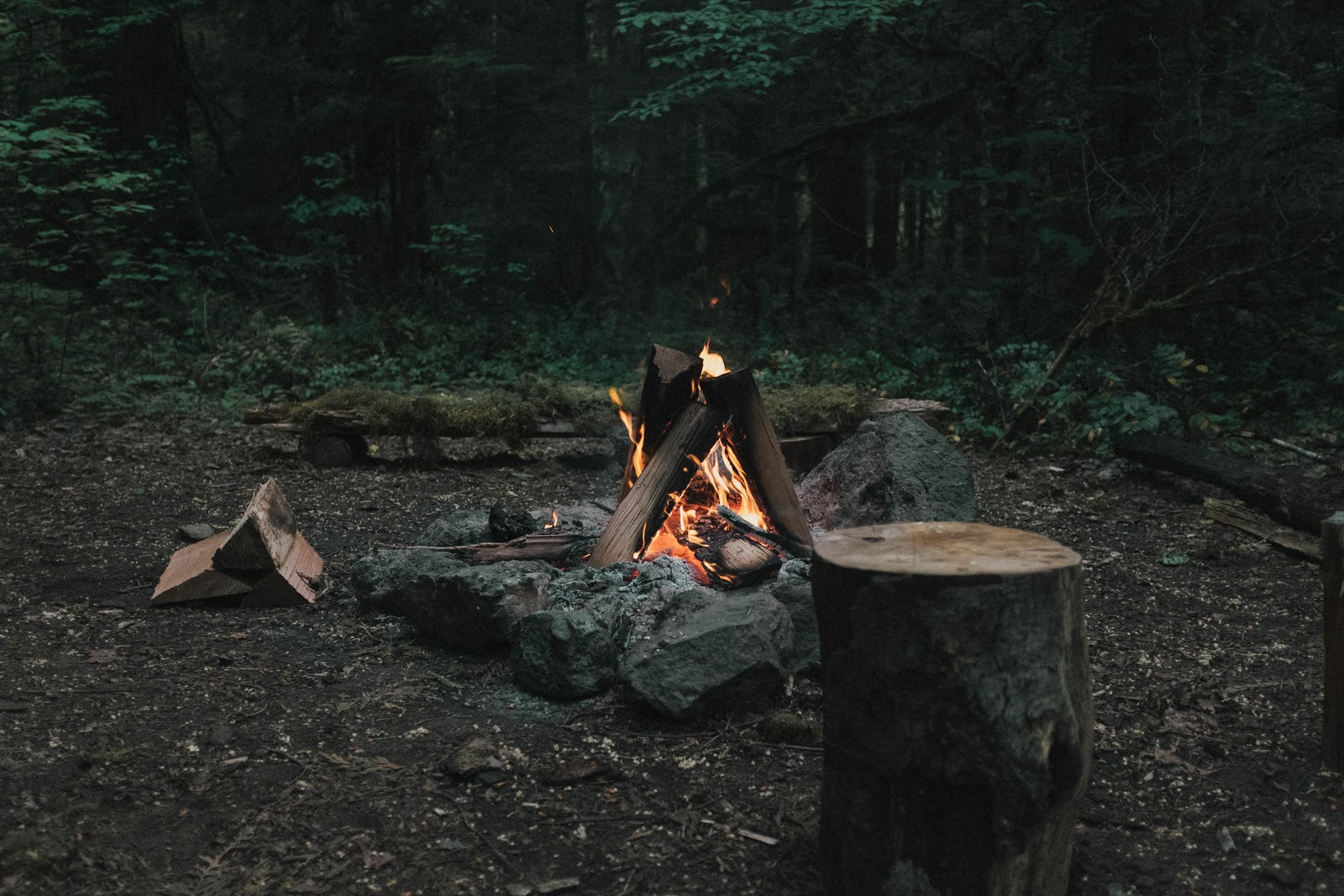 Know the Types of Campfires and How to Build One 2
