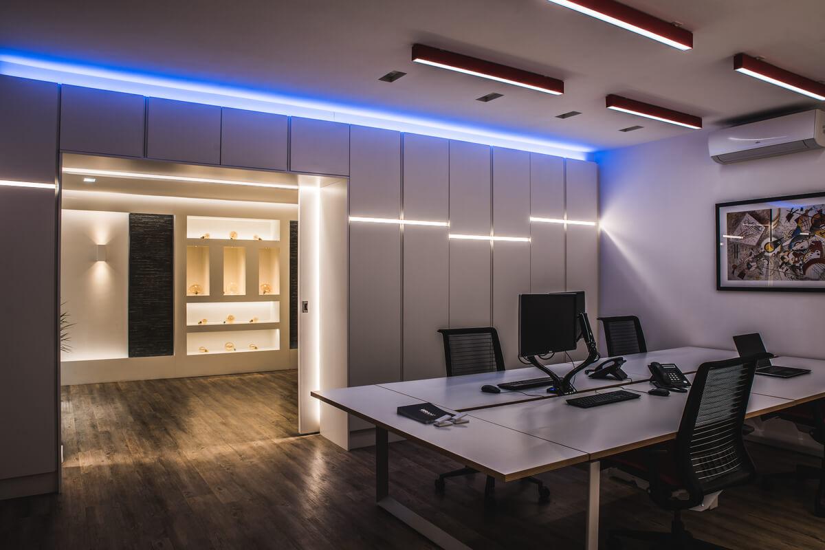 Iluminatul birourilor cu LED - tipuri de becuri - ledel.ro