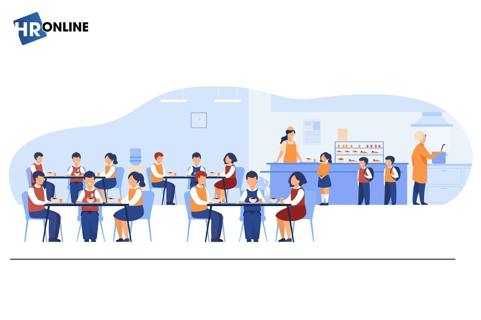 Tại sao ngành F&B lại phải phân ca làm việc cho nhân viên?