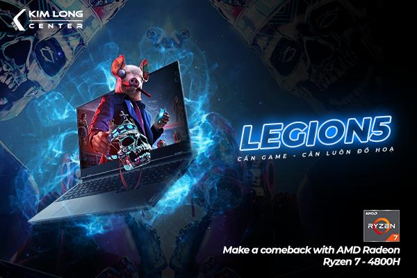 laptop legion 5