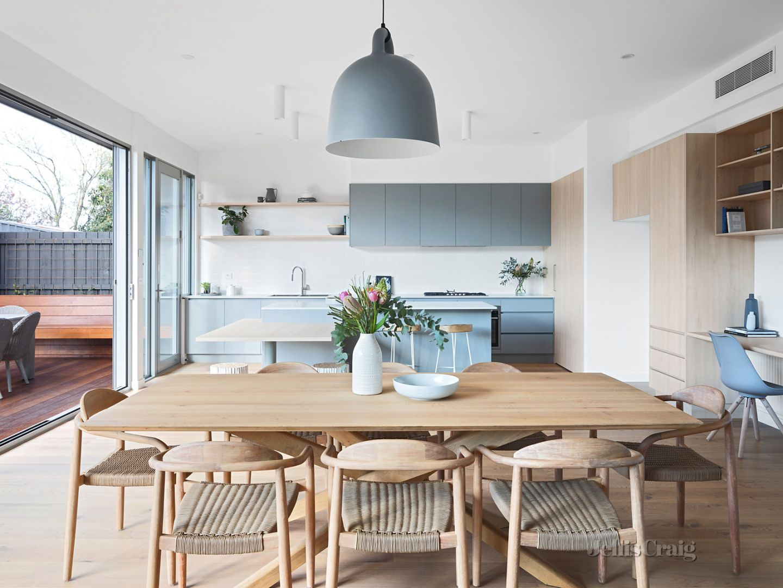 Desain Interior Dapur Skandinavia Dengan Sentuhan Warna Pastel – source: pinterest.com