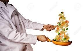 Close-up Of Chef Preparing Italian Pasta Meal. Concept Of Flying.. Stock  Photo, Picture And Royalty Free Image. Image 94294945.