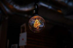 Edison retro bulb