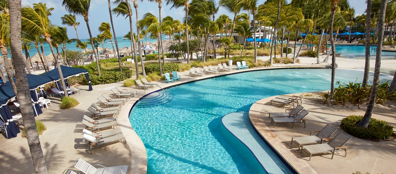 Hilton Aruba Caribbean Resort And 50 000 To 80 Points