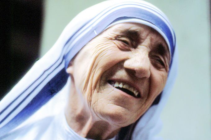 Blessed Mother Teresa of Calcutta. Credit: Manfredo Ferrari via Wikipedia (CC BY SA 4.0)