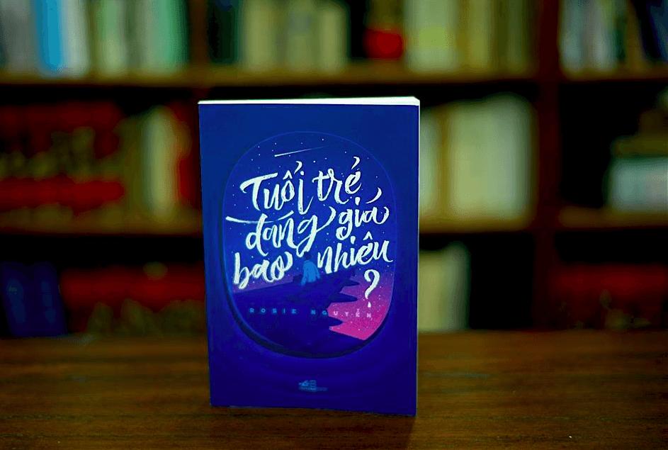 Sách Tuổi trẻ đáng giá bao nhiêu là một trong những cuốn sách bán chạy trên tiki