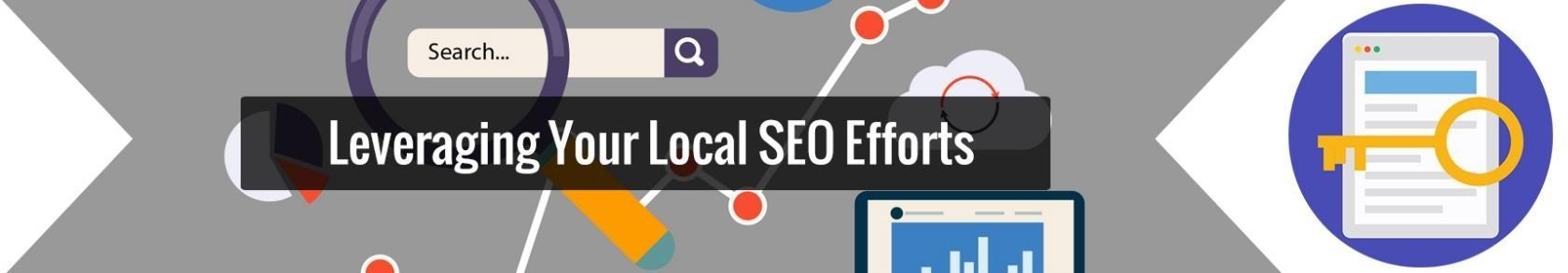 leverage local seo efforts