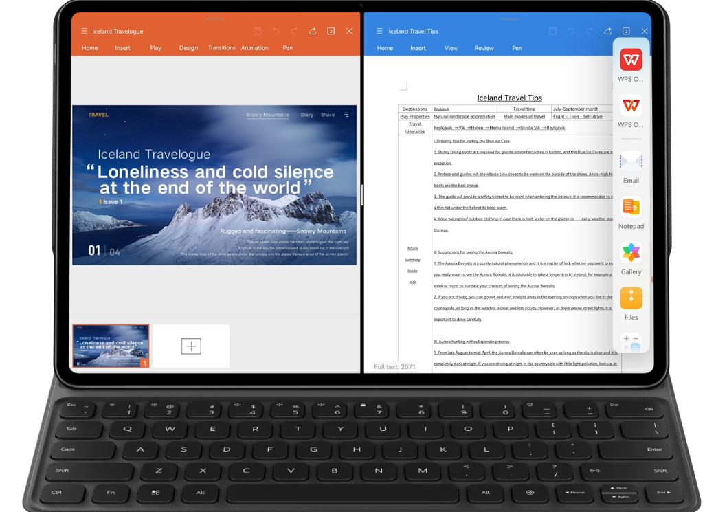 Từ ngày 13-18/9, mua tablet đa năng Huawei MatePad 11 được combo quà tặng -