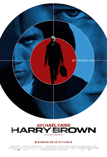Polski plakat filmu 'Harry Brown'