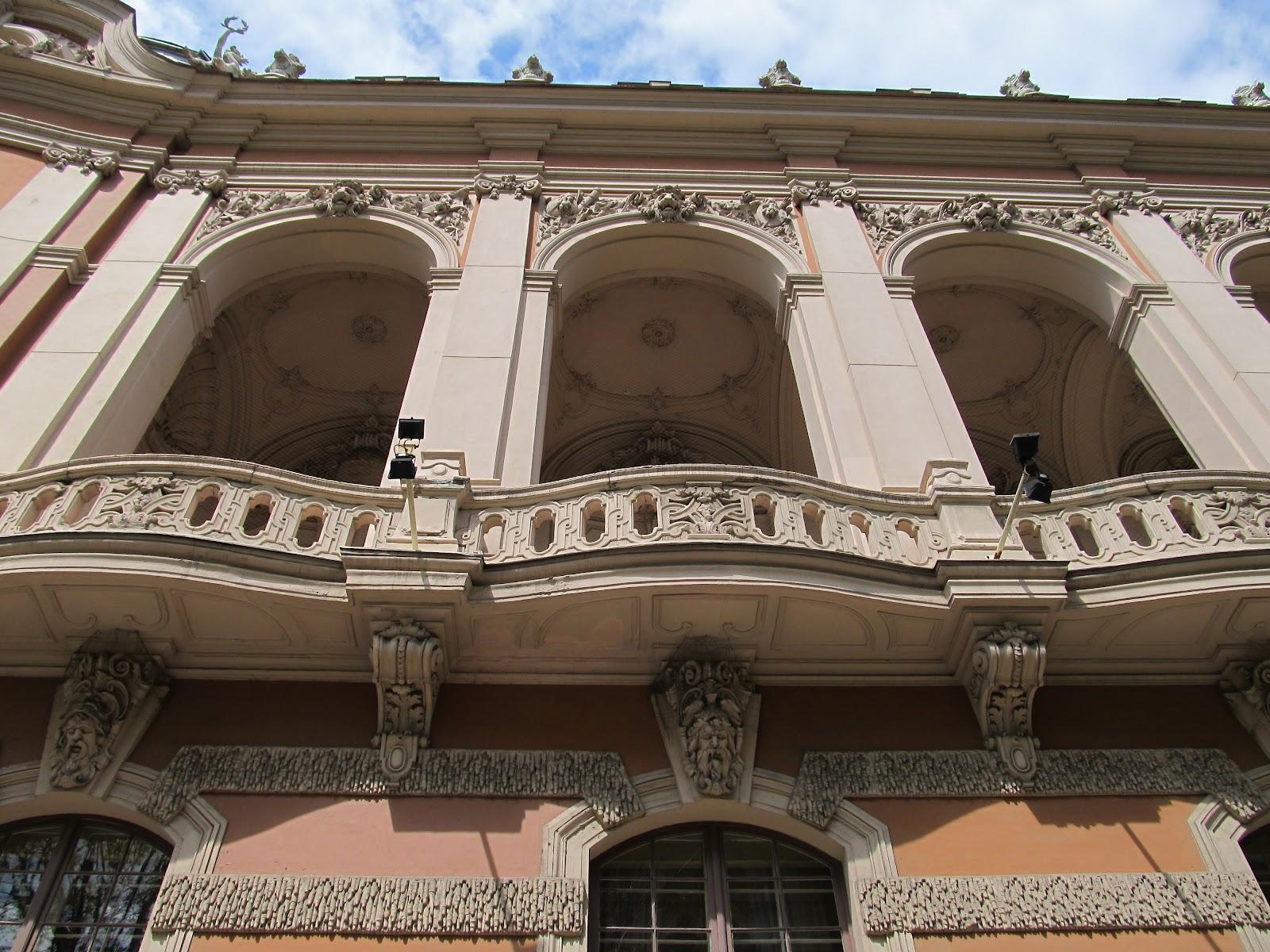 екстер'єр львівської будівлі
