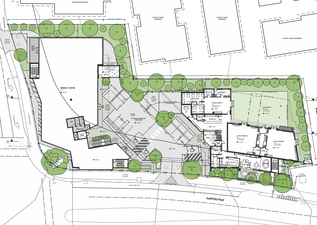 Application Lodged for Community-Focused Development in Enoggera