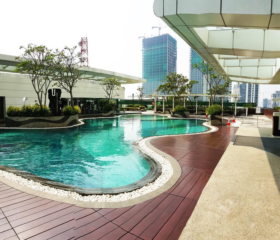 U Residence pool
