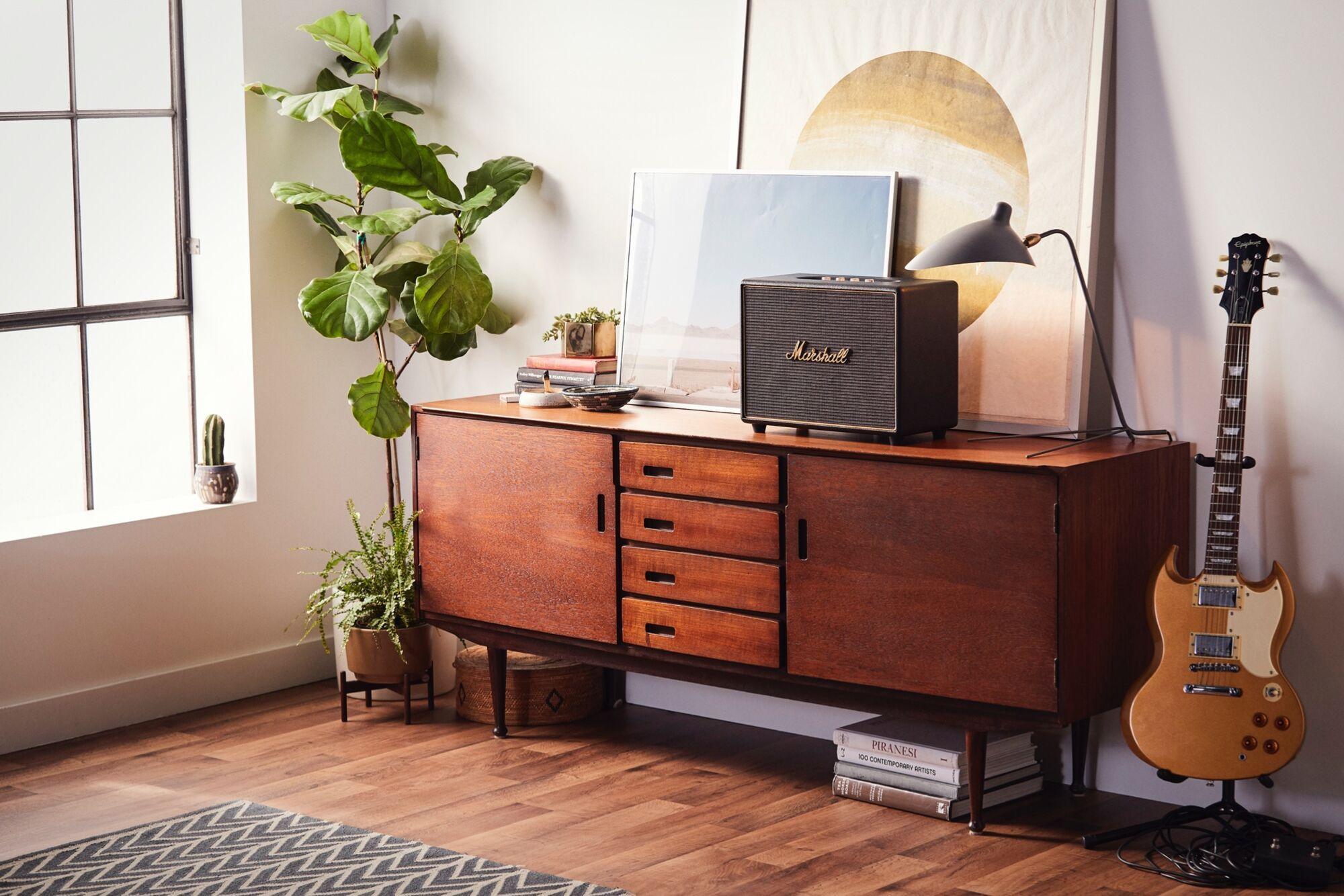 Bluetooth Speaker for Dresser Decor Ideas