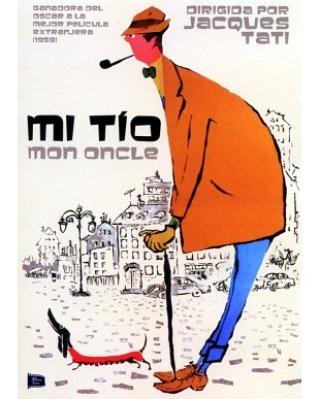Mi tío (1958, Jacques Tati)