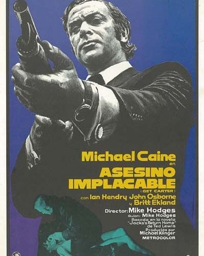 Asesino implacable (1971, Mike Hodges)