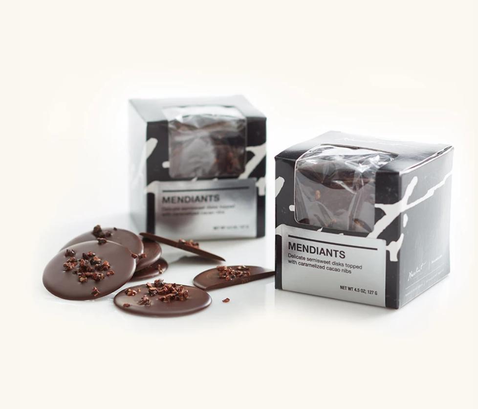 chocolate mendiants | kimschob.com
