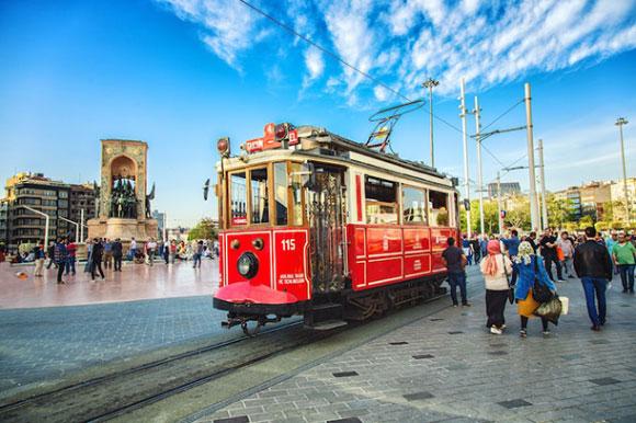 حمل و نقل استانبول