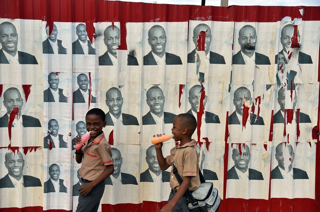 LE RAPPORT BEAUVERT : LE CRIME ORGANISÉ A L'ATTAQUE DE LA DÉMOCRATIE HAITIENNE EN CONSTRUCTION